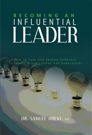Becoming an Influential Leader cover image