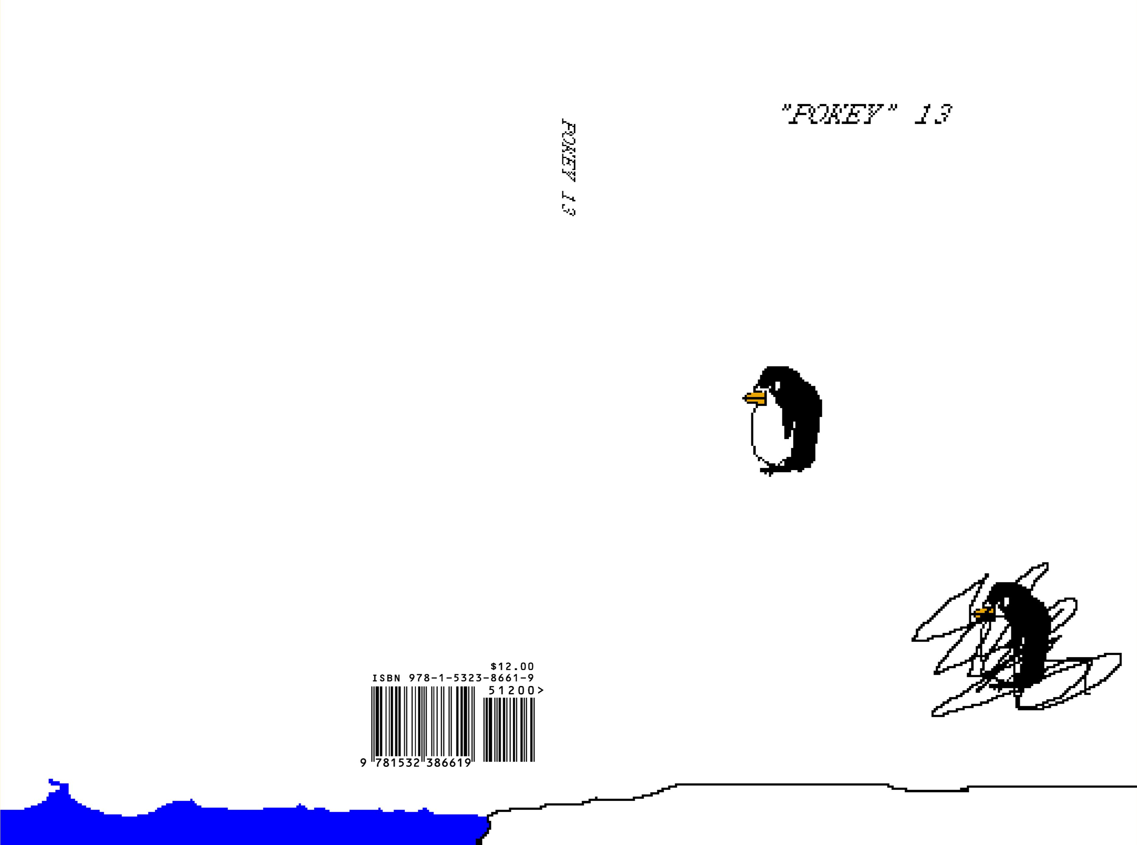 POKEY THE PENGUIN VOL 13 cover image