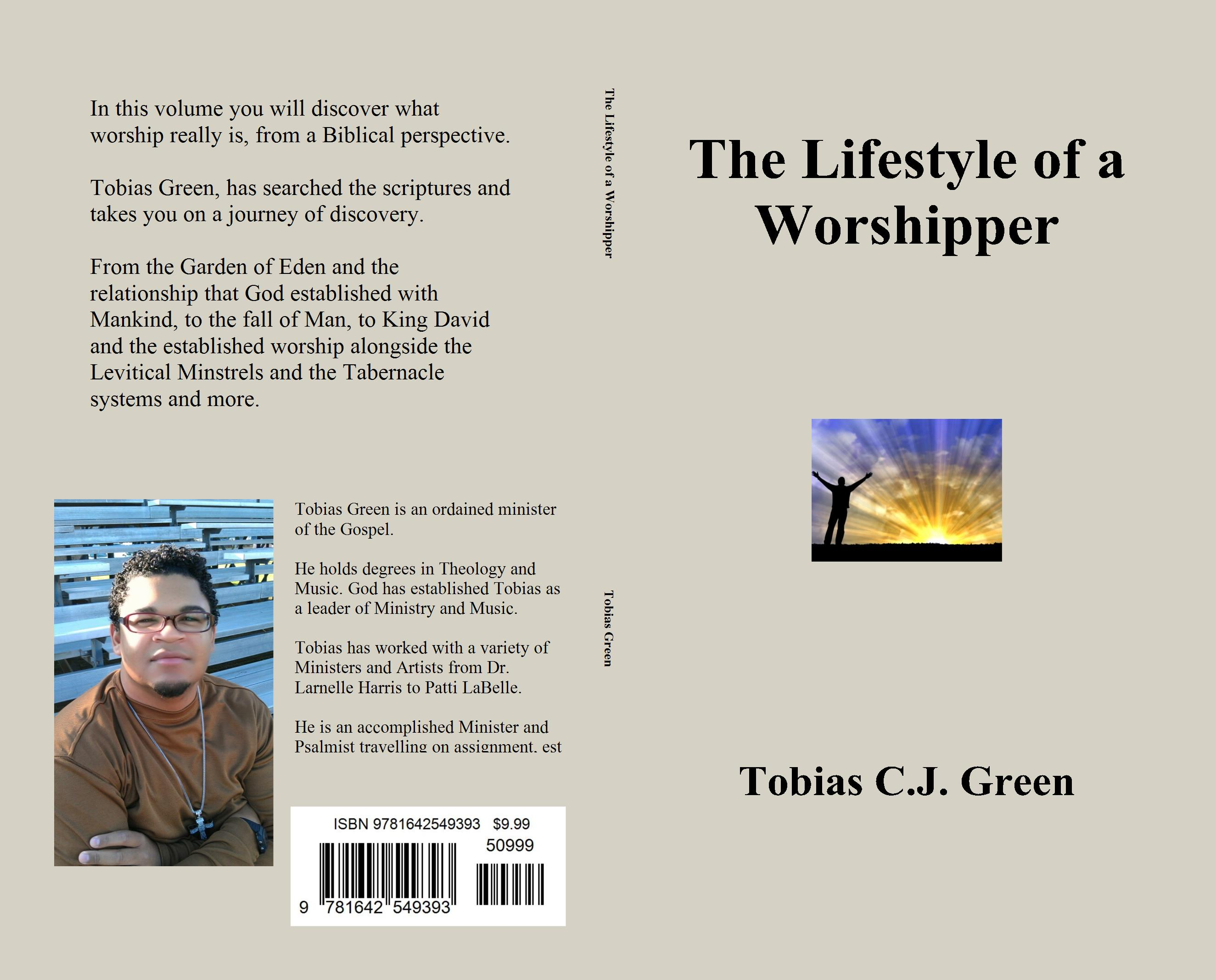 The Lifestyle of a Worshipper cover image