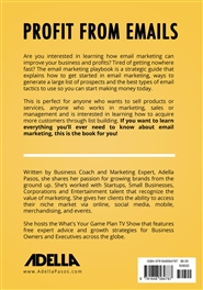 The Email Marketing Playbook - New Strategies to Get Your Emails Noticed cover image