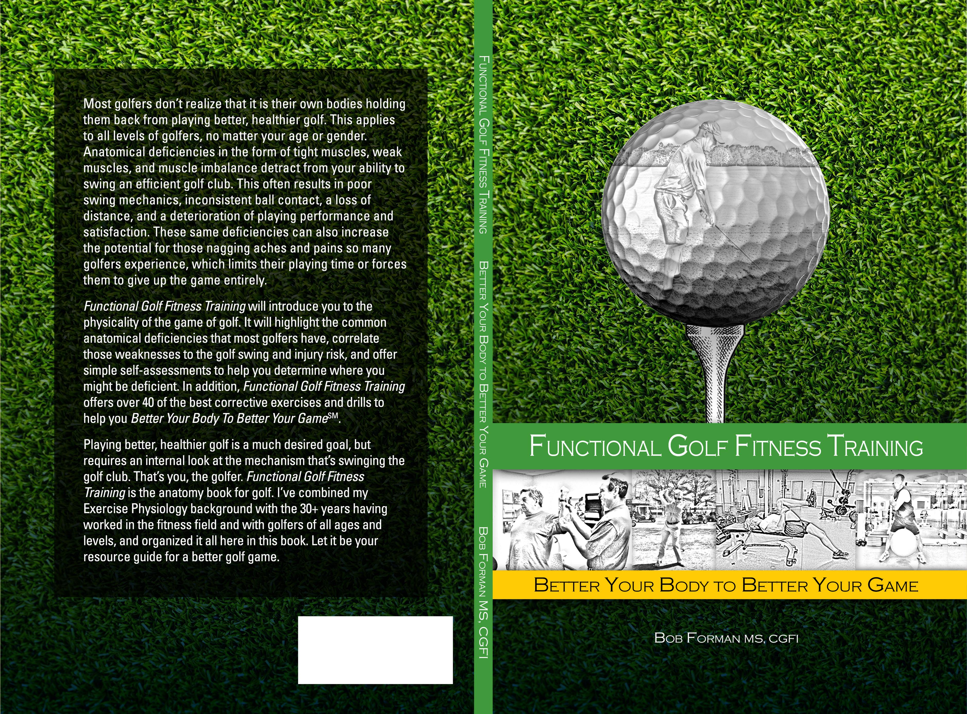 Functional Golf Fitness Training cover image