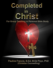 """Completed in Christ"" cover image"
