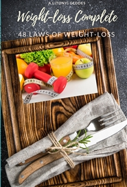 48 laws of weight-loss by T. Geddes cover image
