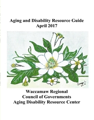 Aging and Disability Resource Guide April 2017 cover image