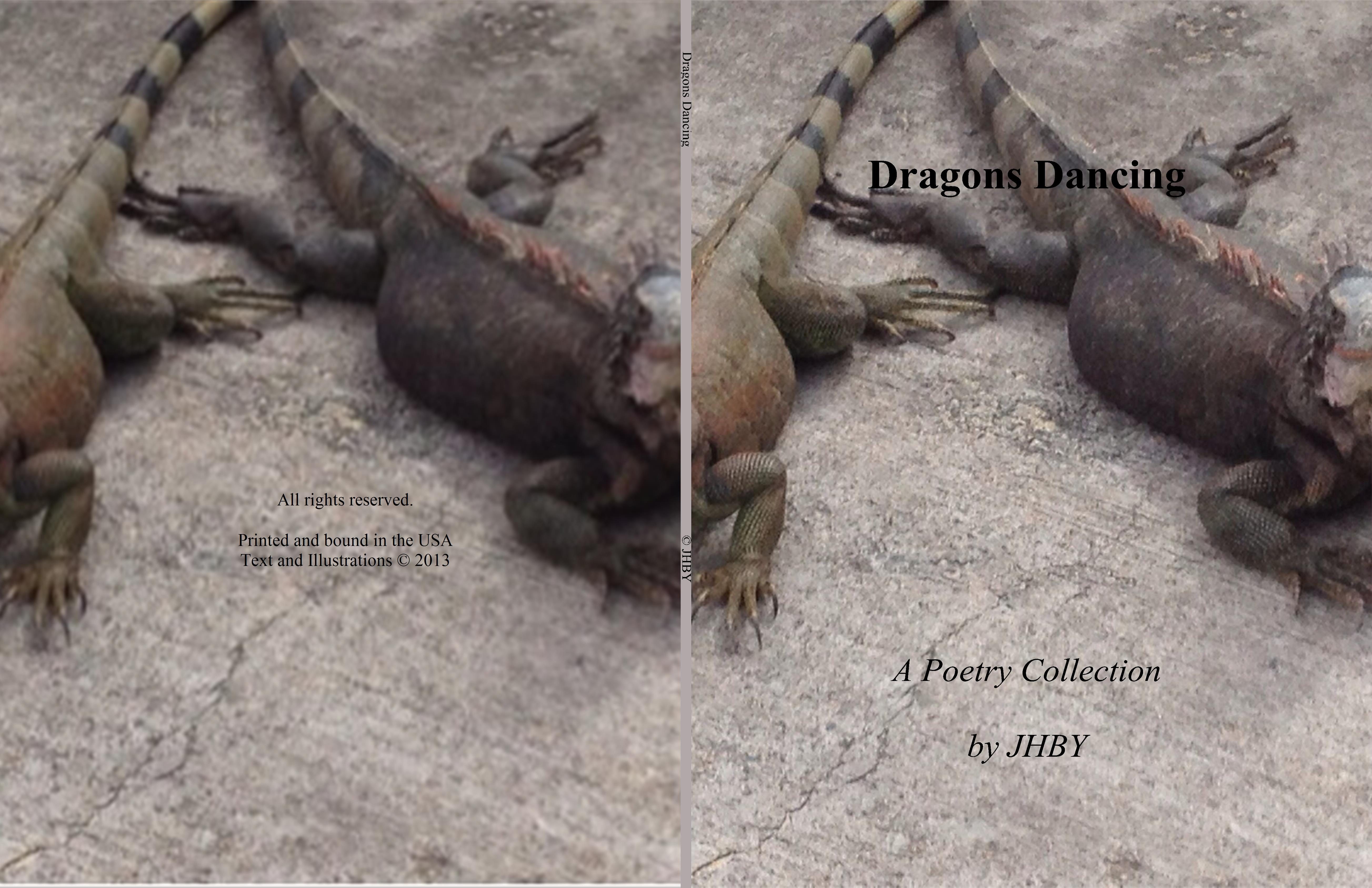 Dragons Dancing cover image