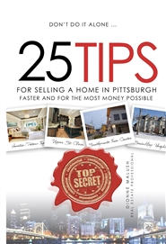 25 Tips for Selling a Home in Pittsburgh cover image