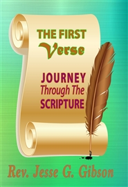 The First Verse: Journey Through The Scripture cover image