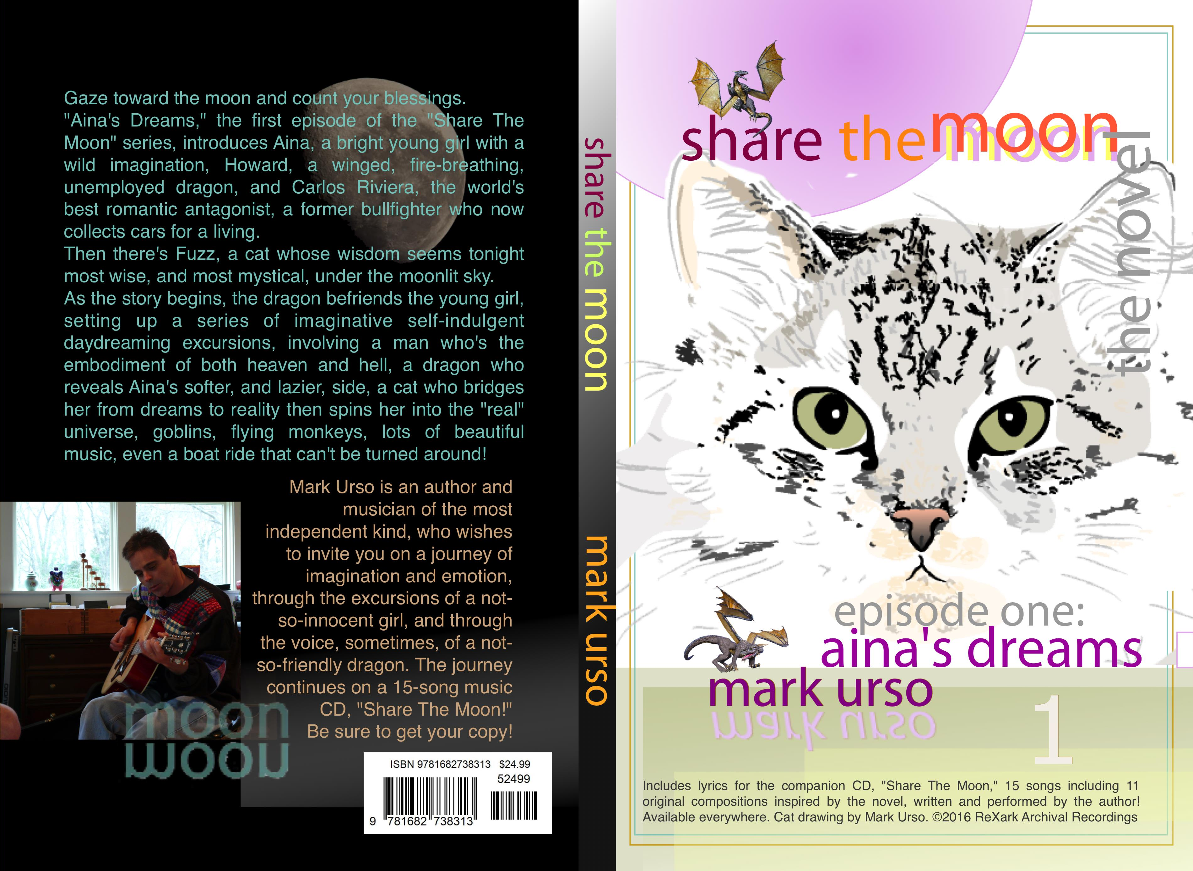 Share The Moon, Episode 1, Aina