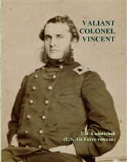 VALIANT COLONEL VINCENT Decisive Union Army commander at the Battle of Gettysburg cover image