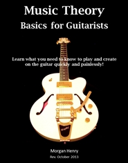Music Theory Basics for Guitarists cover image