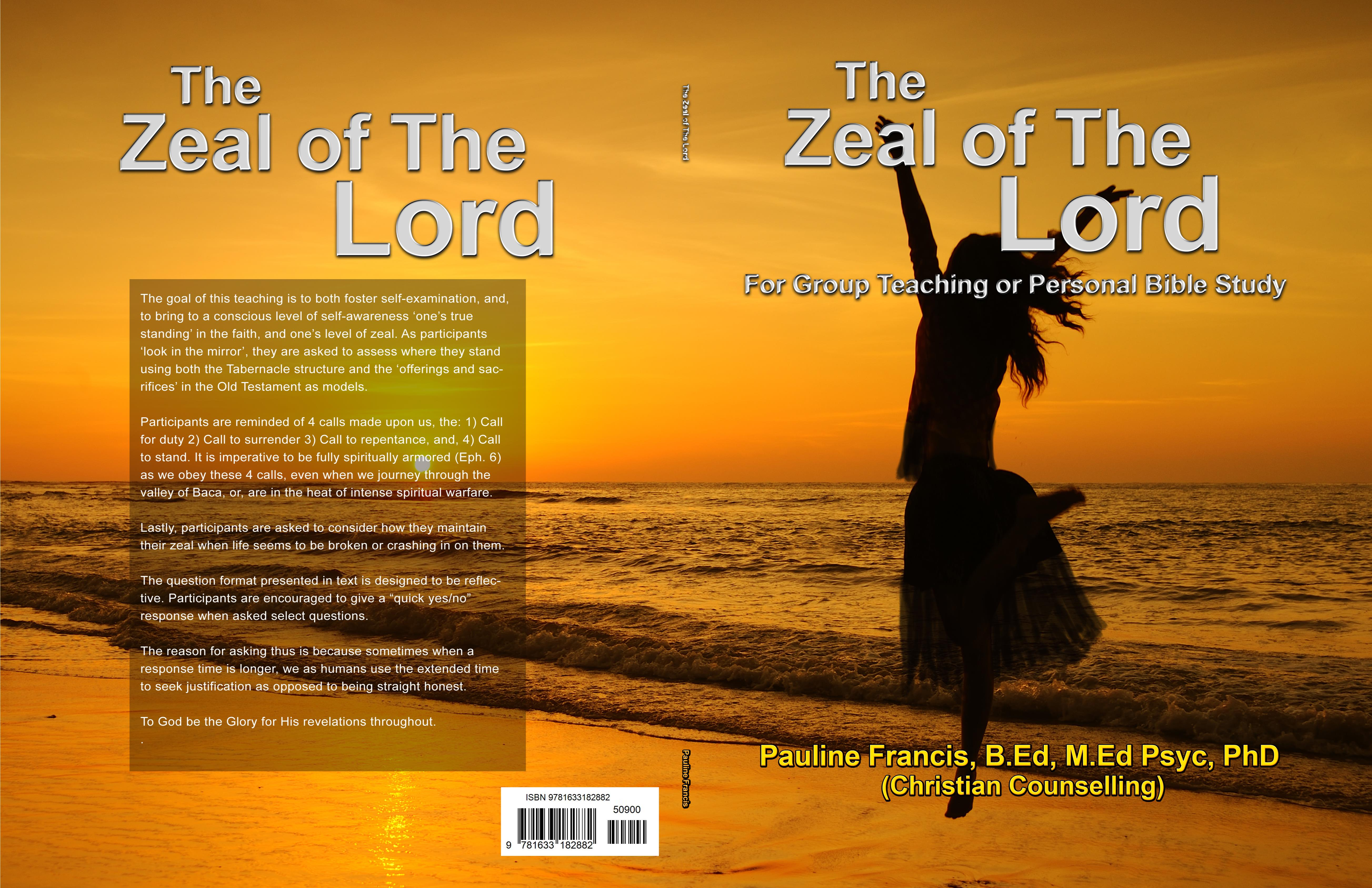 THE ZEAL OF THE LORD cover image