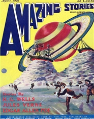 Amazing Stories 1926 April cover image