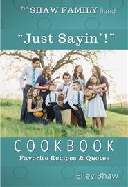 Just Sayin 3 cover image
