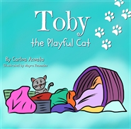 Toby the Playful Cat cover image