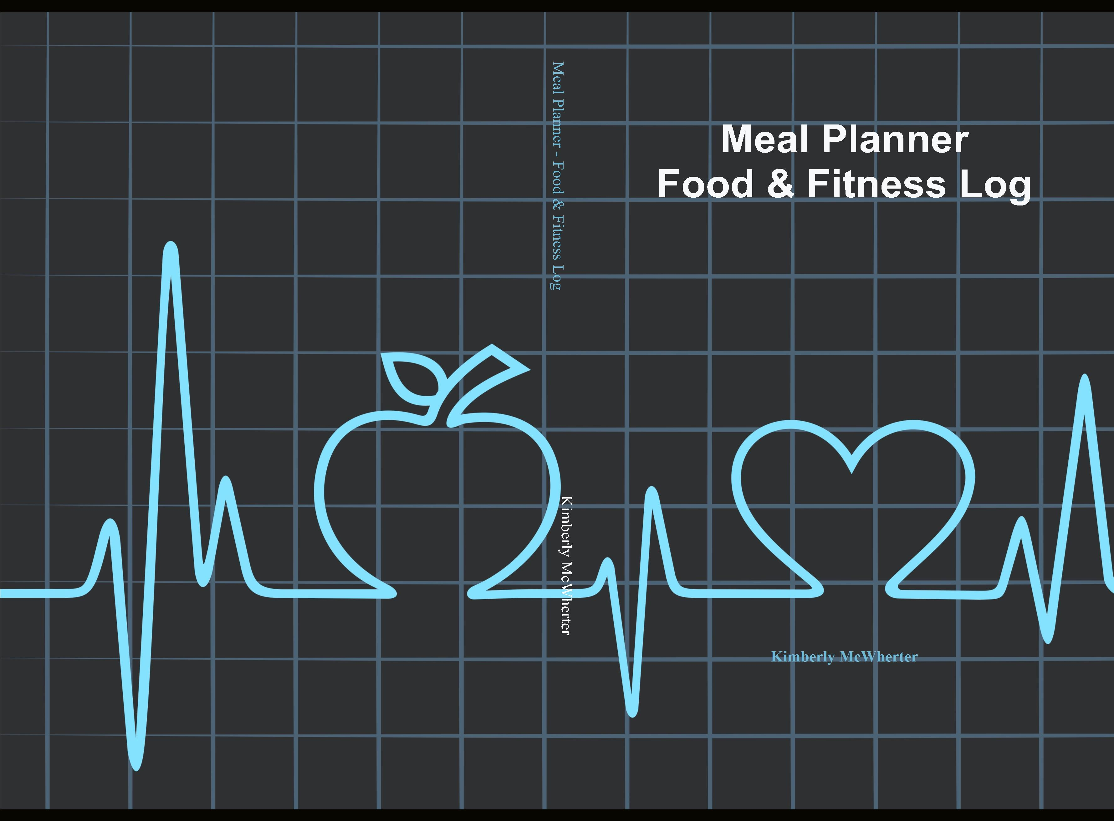 Meal Planner Food & Fitness Log cover image