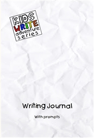 My Writing Journal - With Prompts cover image