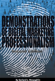 Demonstrations of Digital Marketing Professionalism (Second Edition) cover image