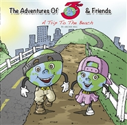 The Adventures of 3rd Rock & Friends - A Trip to The Beach cover image