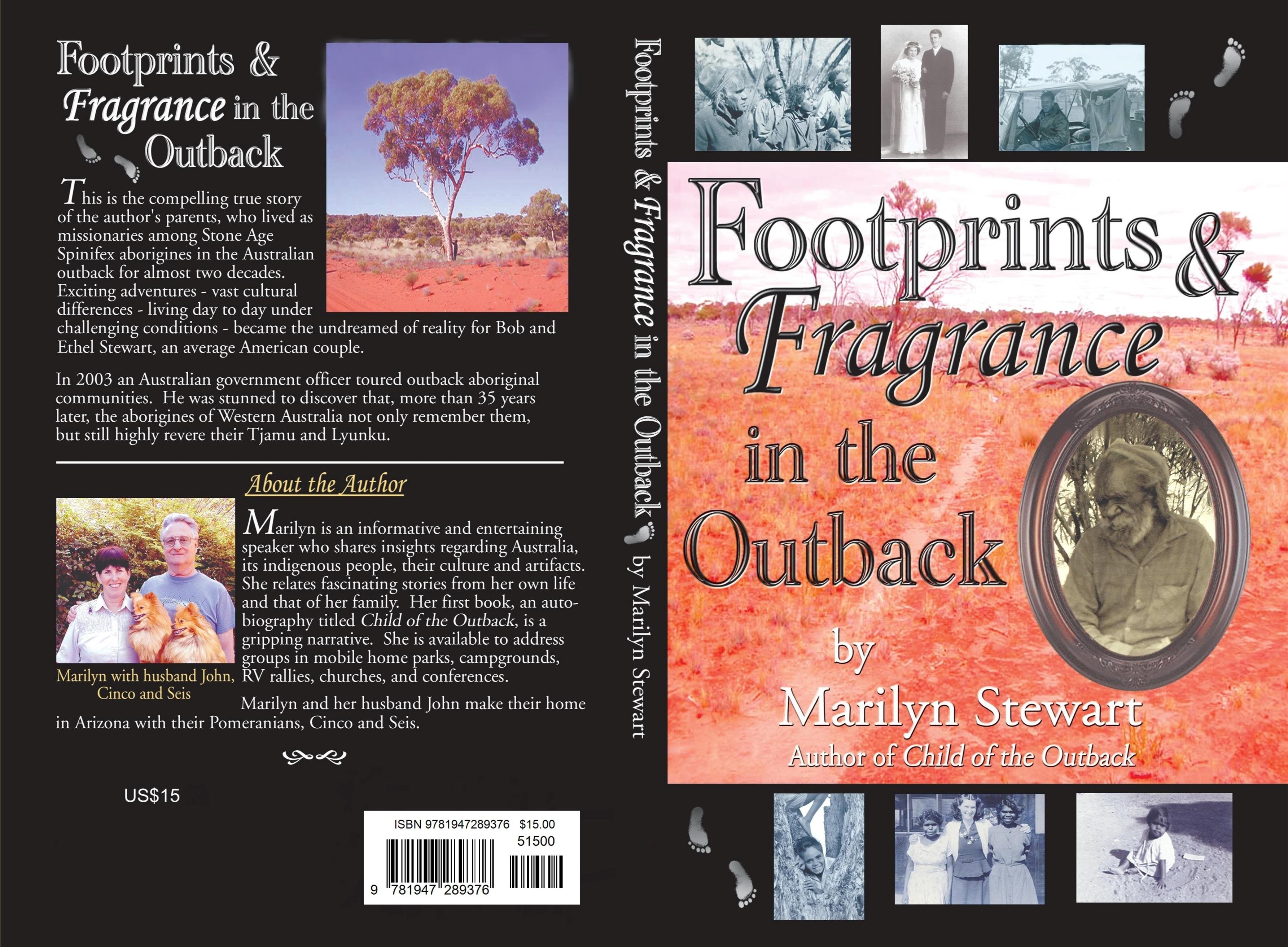 Footprints & Fragrance in the Outback cover image