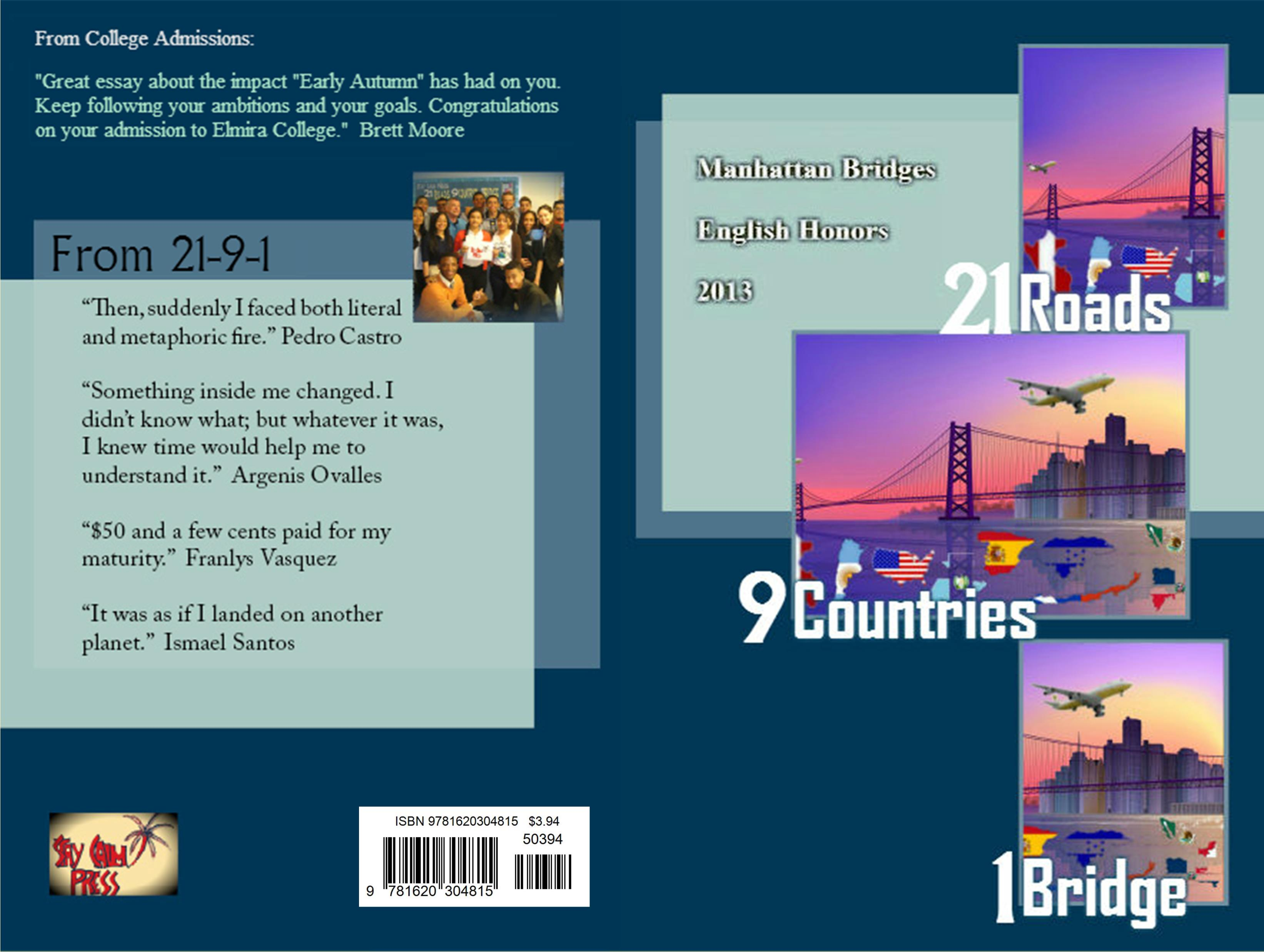 21 Roads, 9 Countries, 1 bridge cover image
