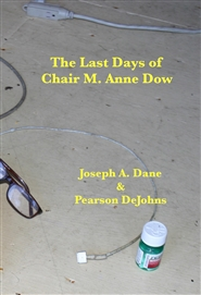 The Last Days of Chair M.  ... cover image