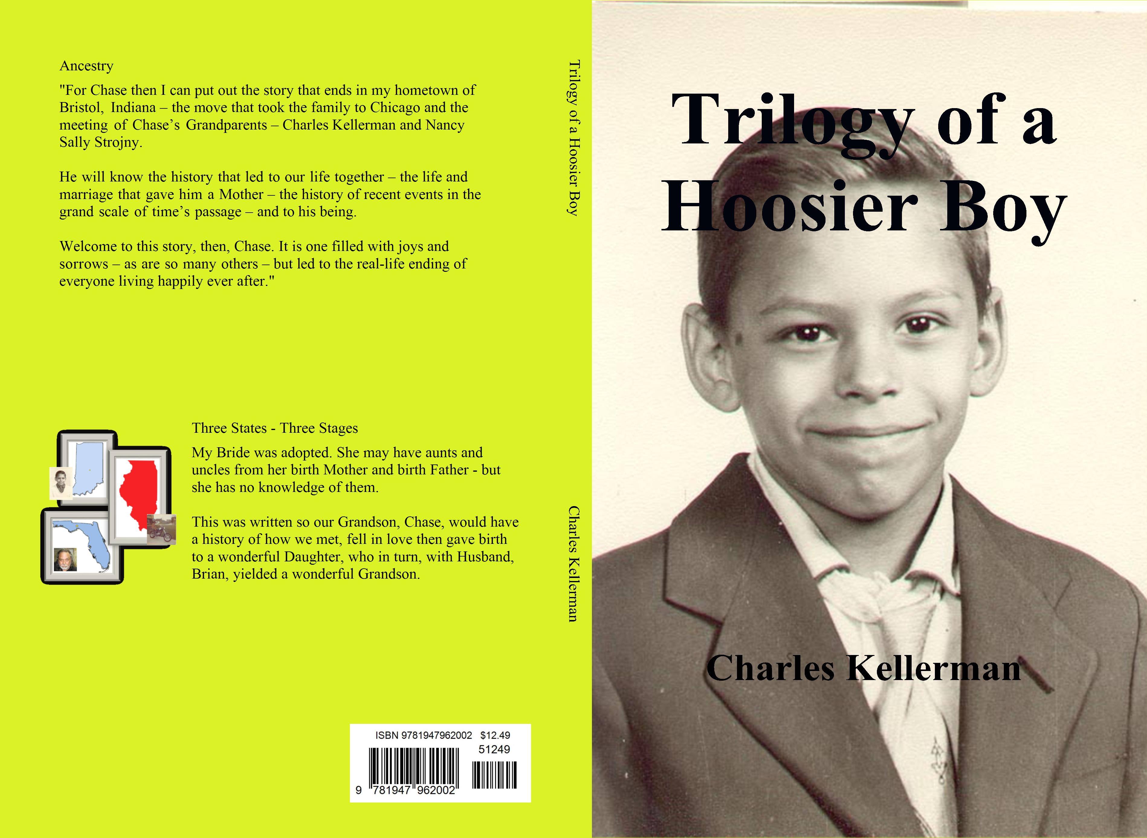 Trilogy of a Hoosier Boy cover image