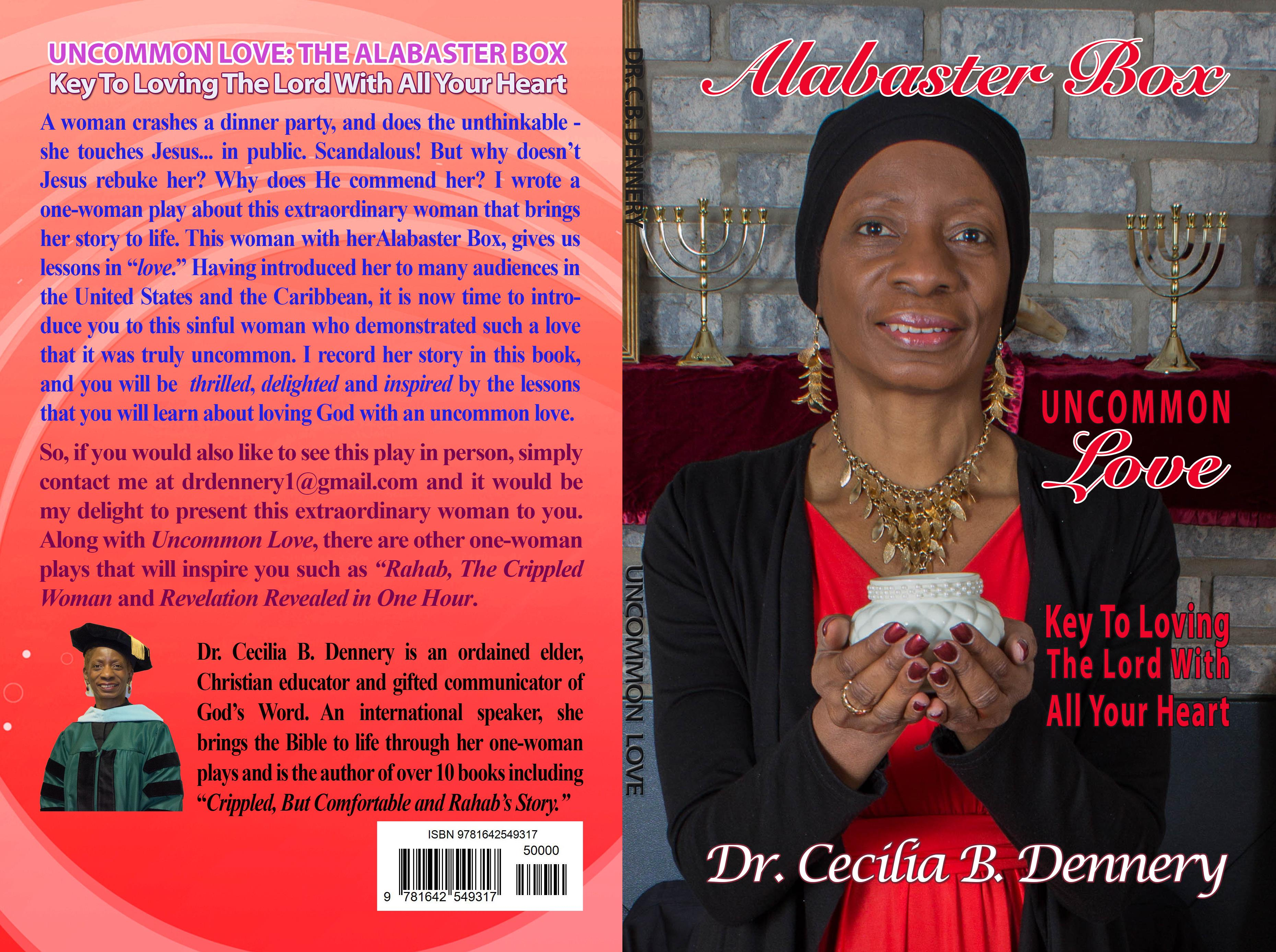 UNCOMMON LOVE: The Woman With the Alabaster Box cover image