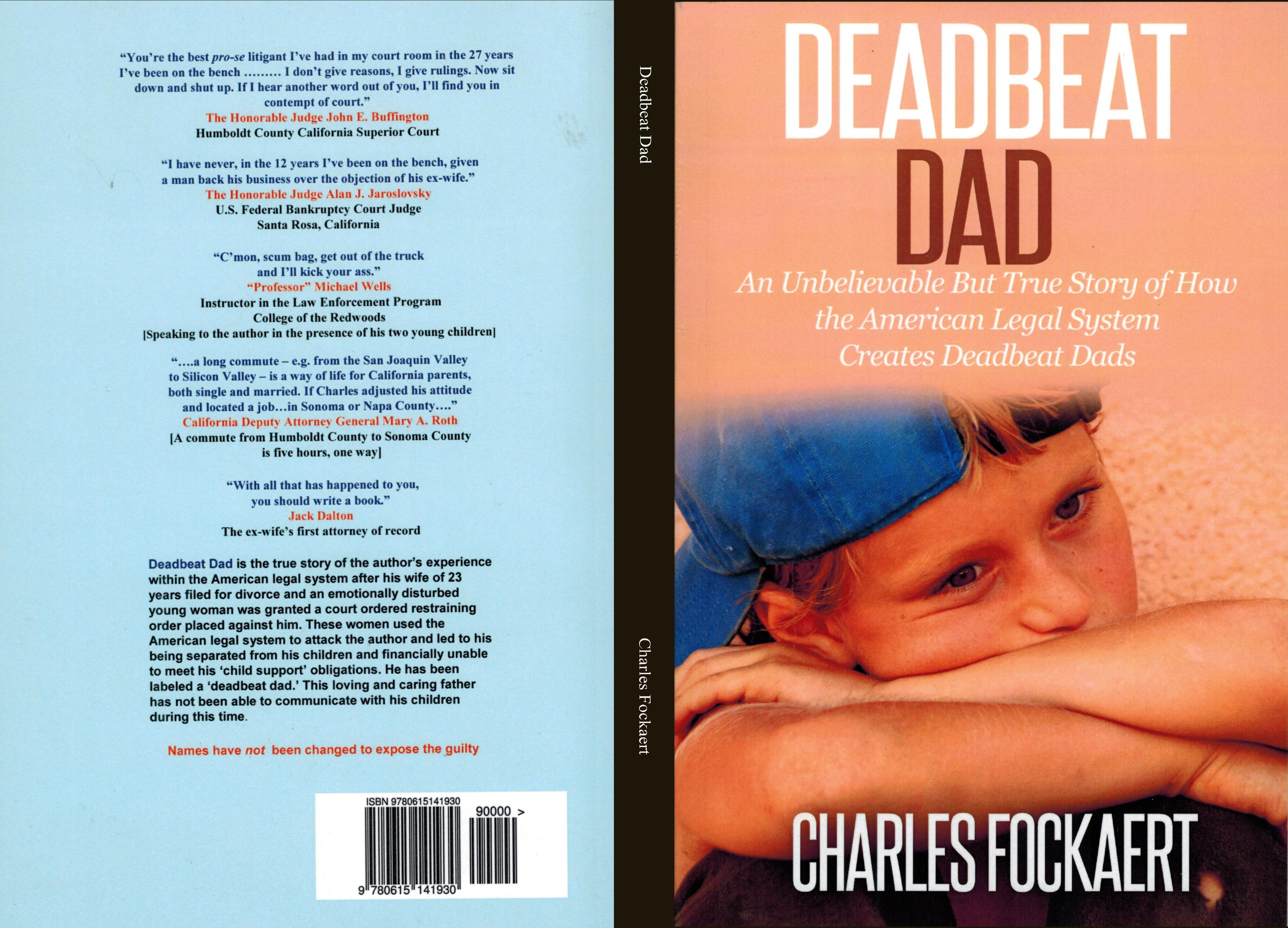 Deadbeat Dad cover image