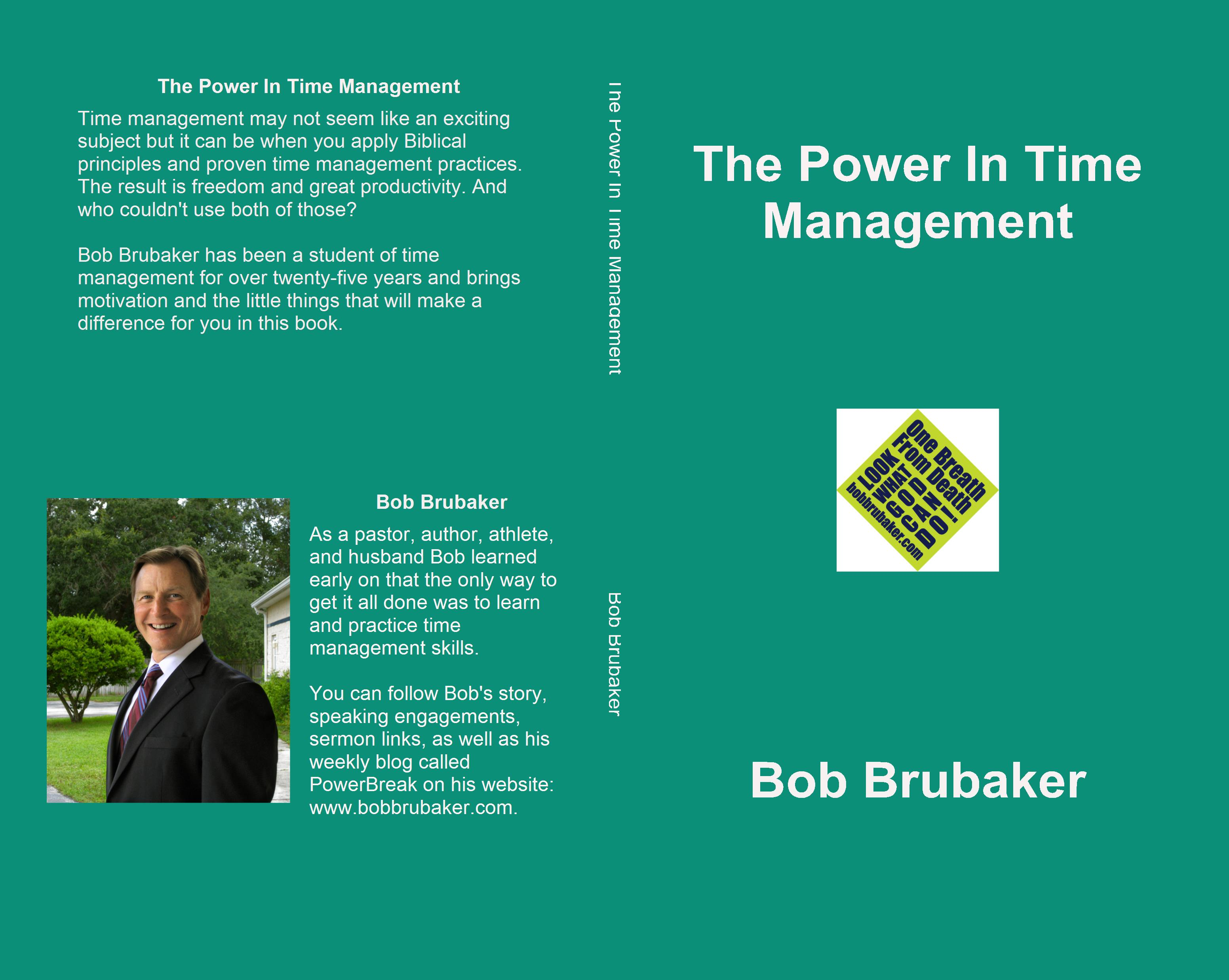 The Power In Time Management cover image