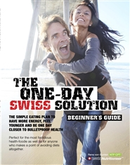 The One-Day Swiss Solution Eating Plan cover image