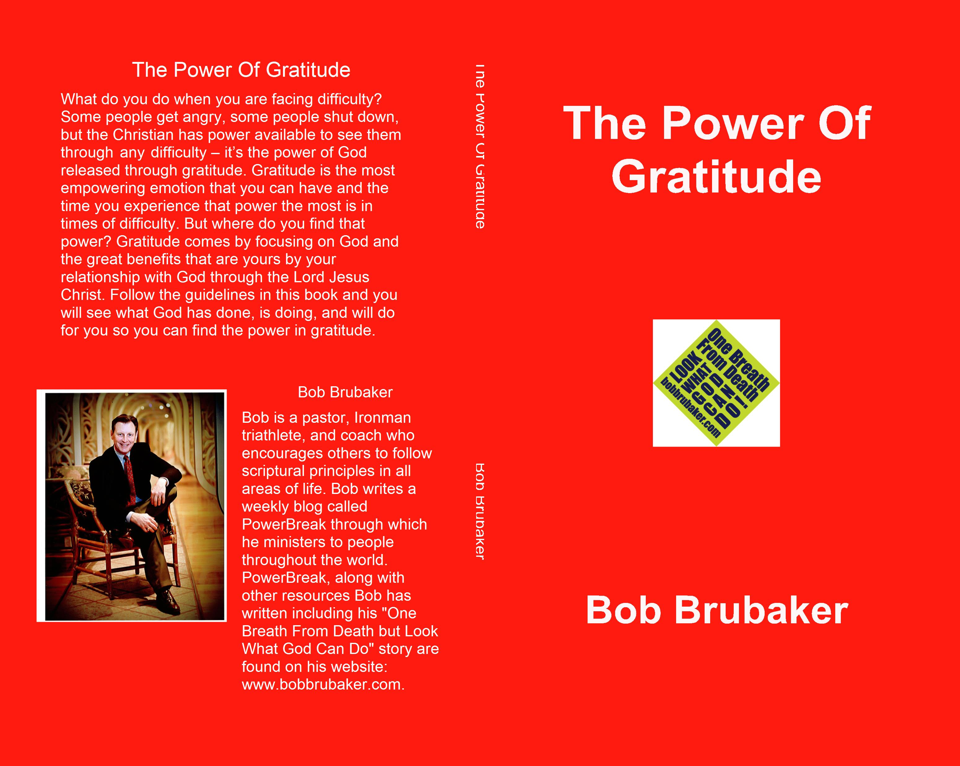 The power of graditude