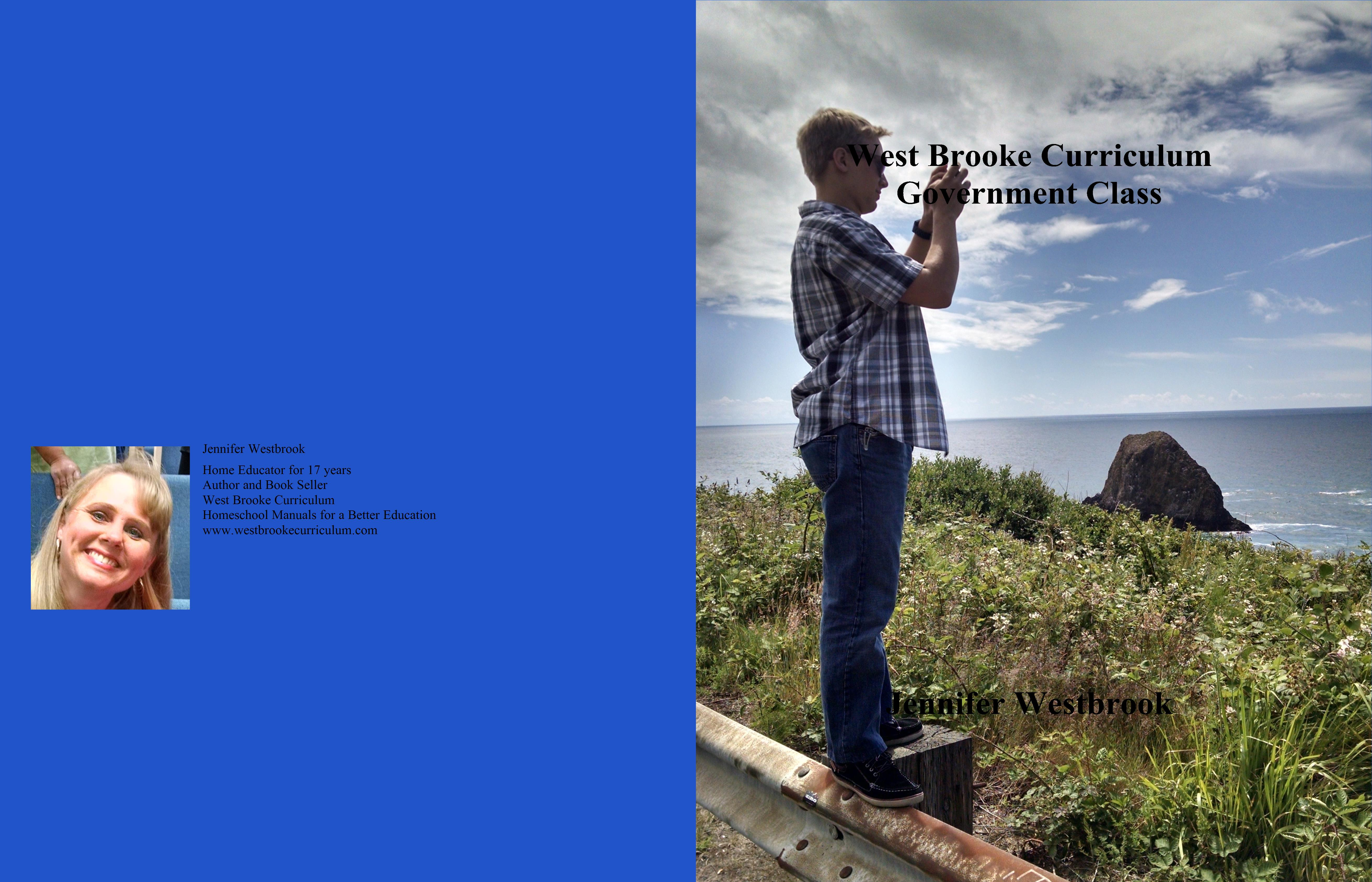West Brooke Curriculum Government Class cover image