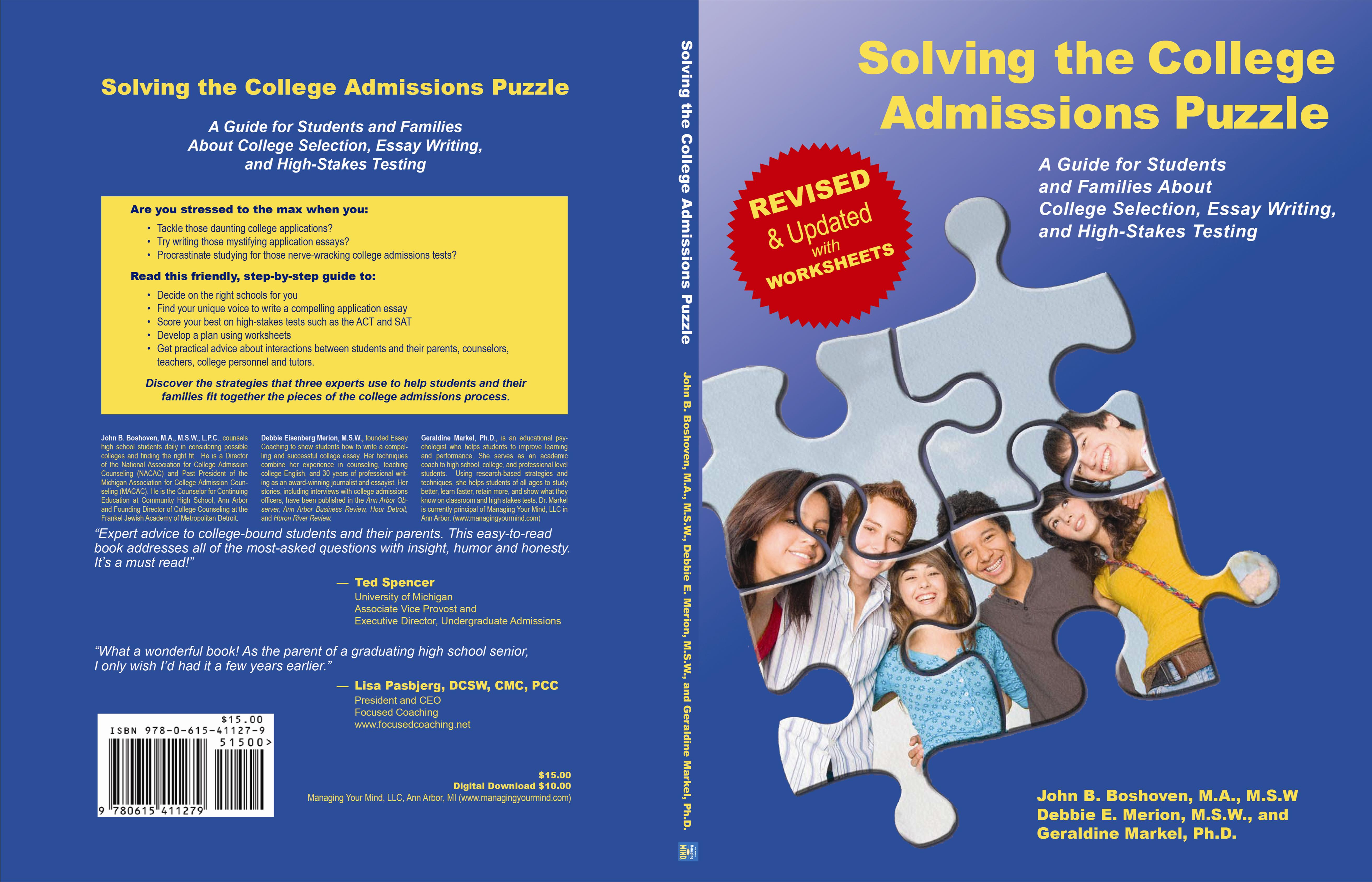 jigsaw puzzle college essay