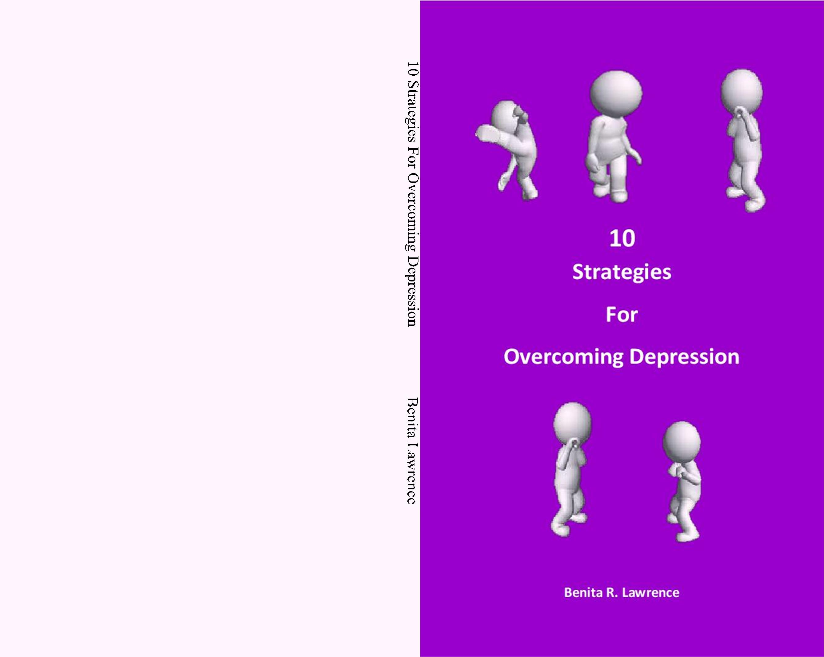 10 Strategies For Overcoming Depression cover image