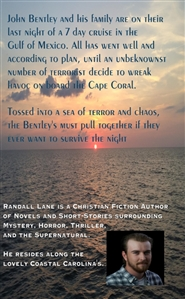 Terror on the Cape Coral cover image
