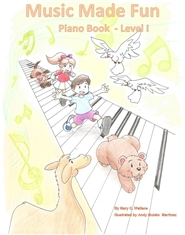 Music Made Fun Piano Book - Level I cover image