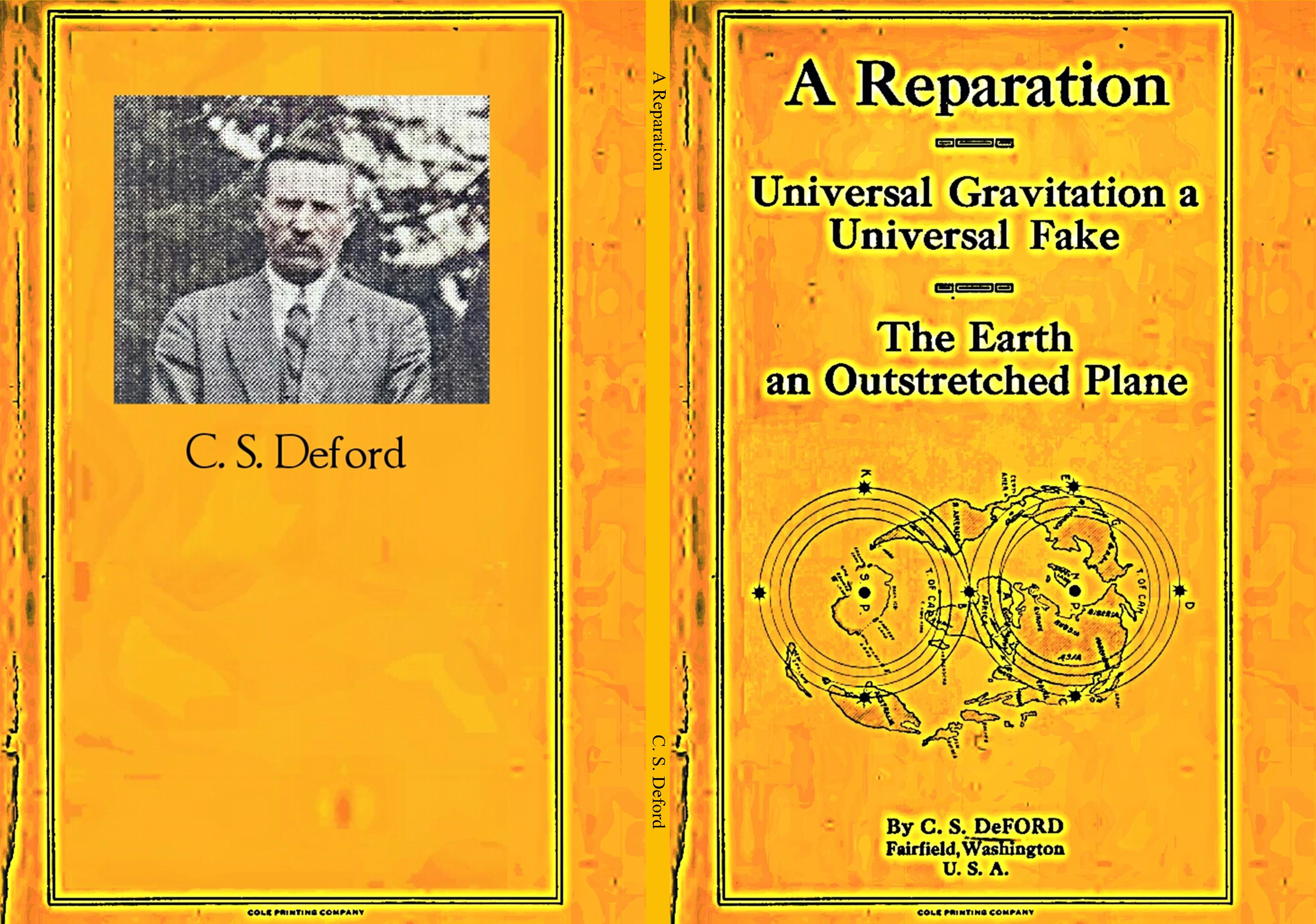 A Reparation: Universal Gravitation a Universal Fake cover image