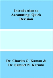 Introduction to Financial Accounting:  A Quick Revision  cover image