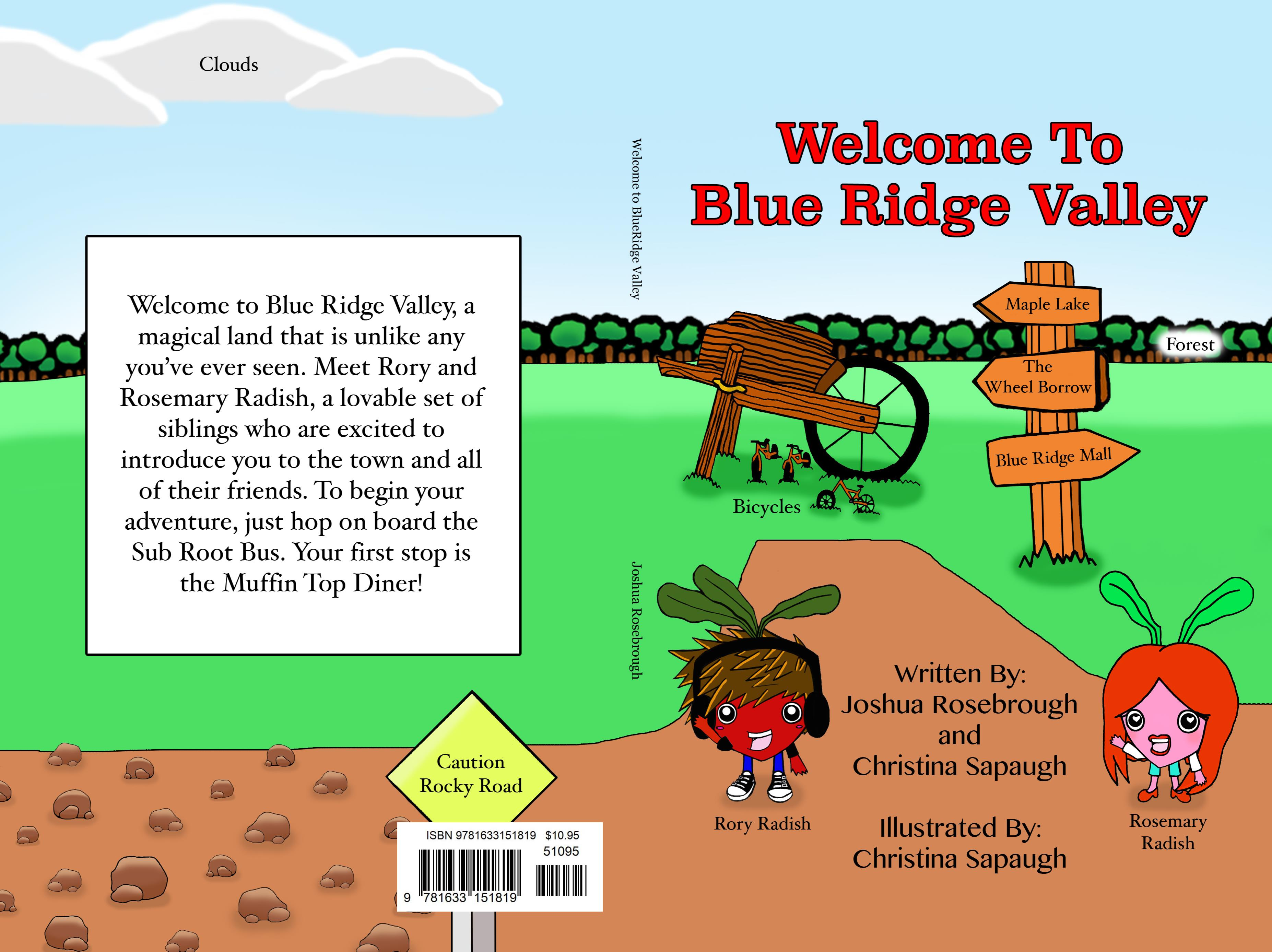 Welcome to Blue Ridge Valley cover image