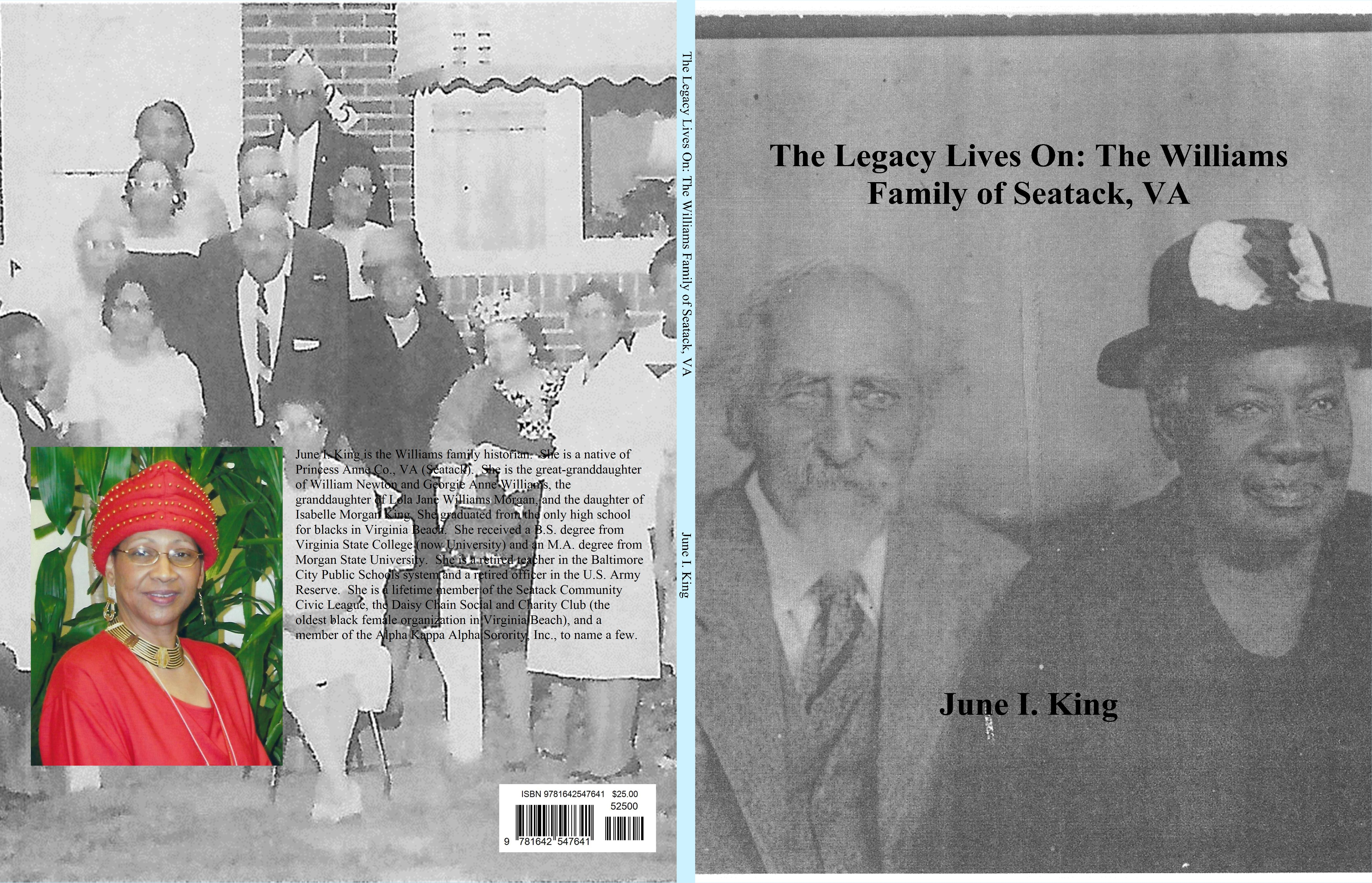 The Legacy Lives On: The Williams Family of Seatack, VA cover image