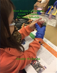 West Brooke Curriculum Grade 1 Manual No Math Schedule cover image