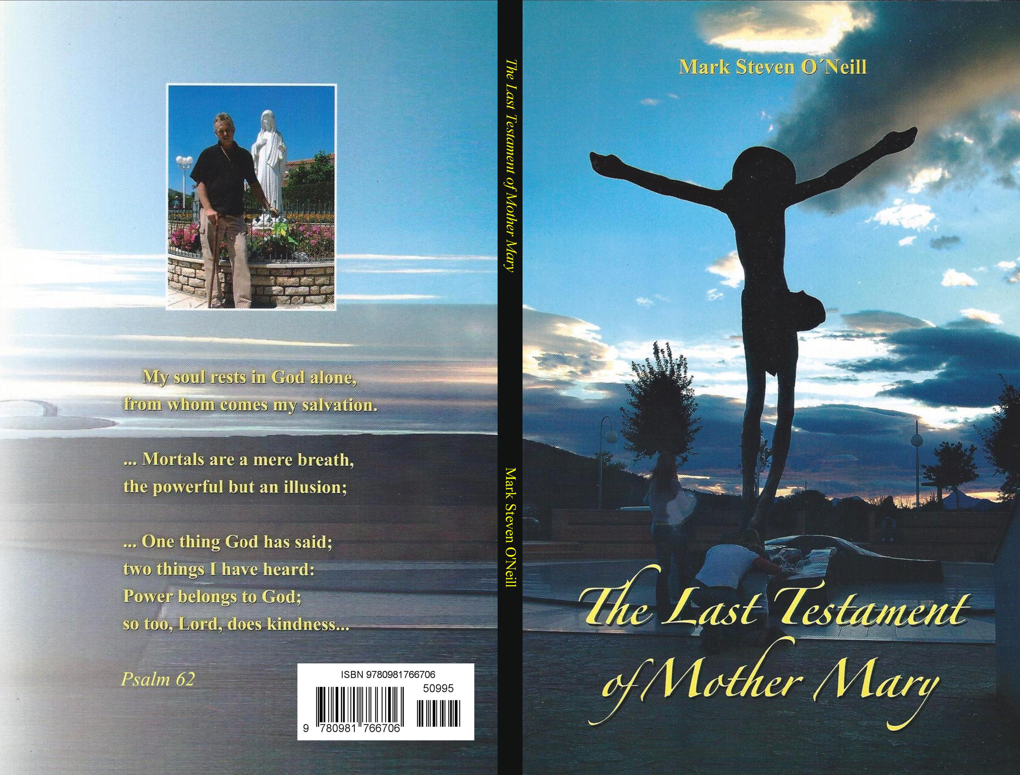 The Last Testament of Mother Mary cover image