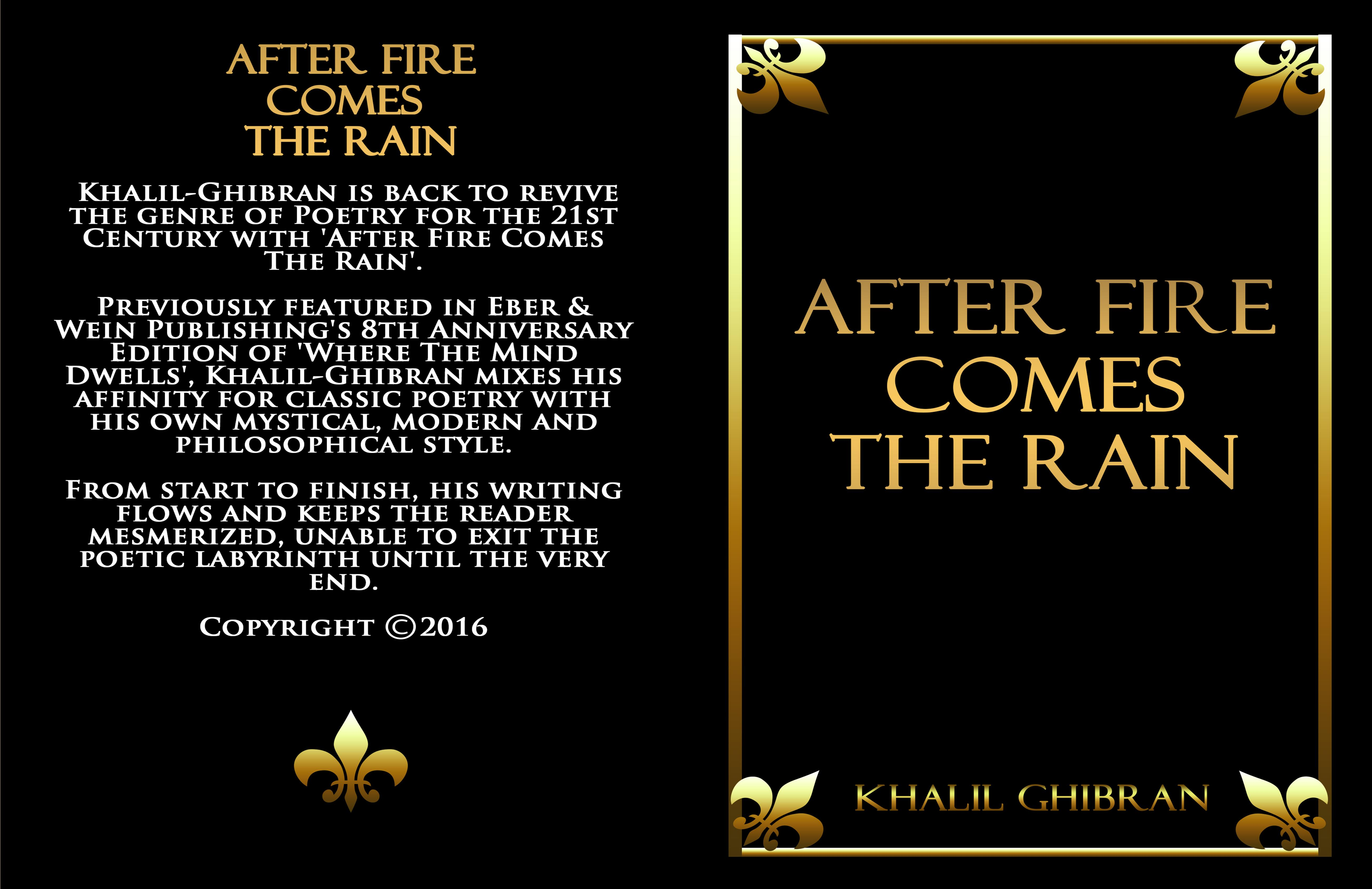 After Fire Comes The Rain cover image