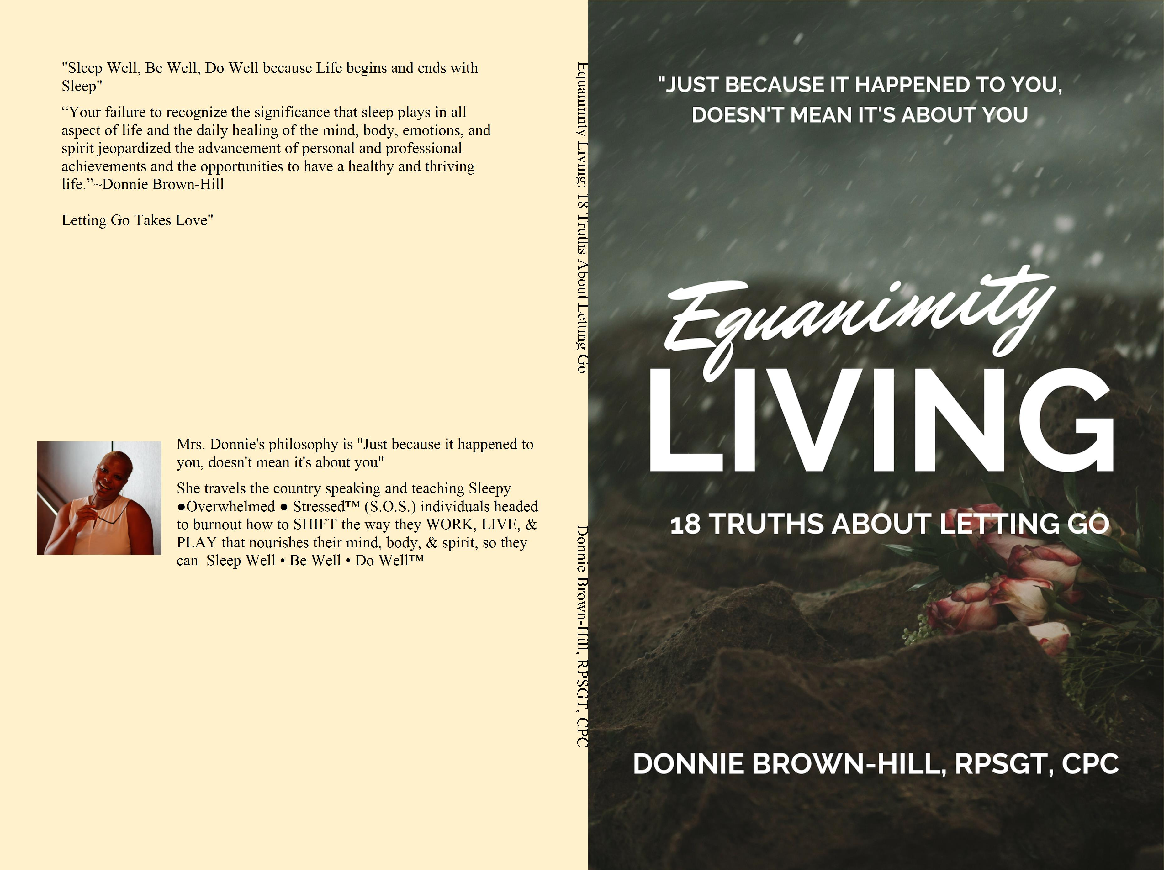 Equanimity Living: 18 Truths About Letting Go cover image