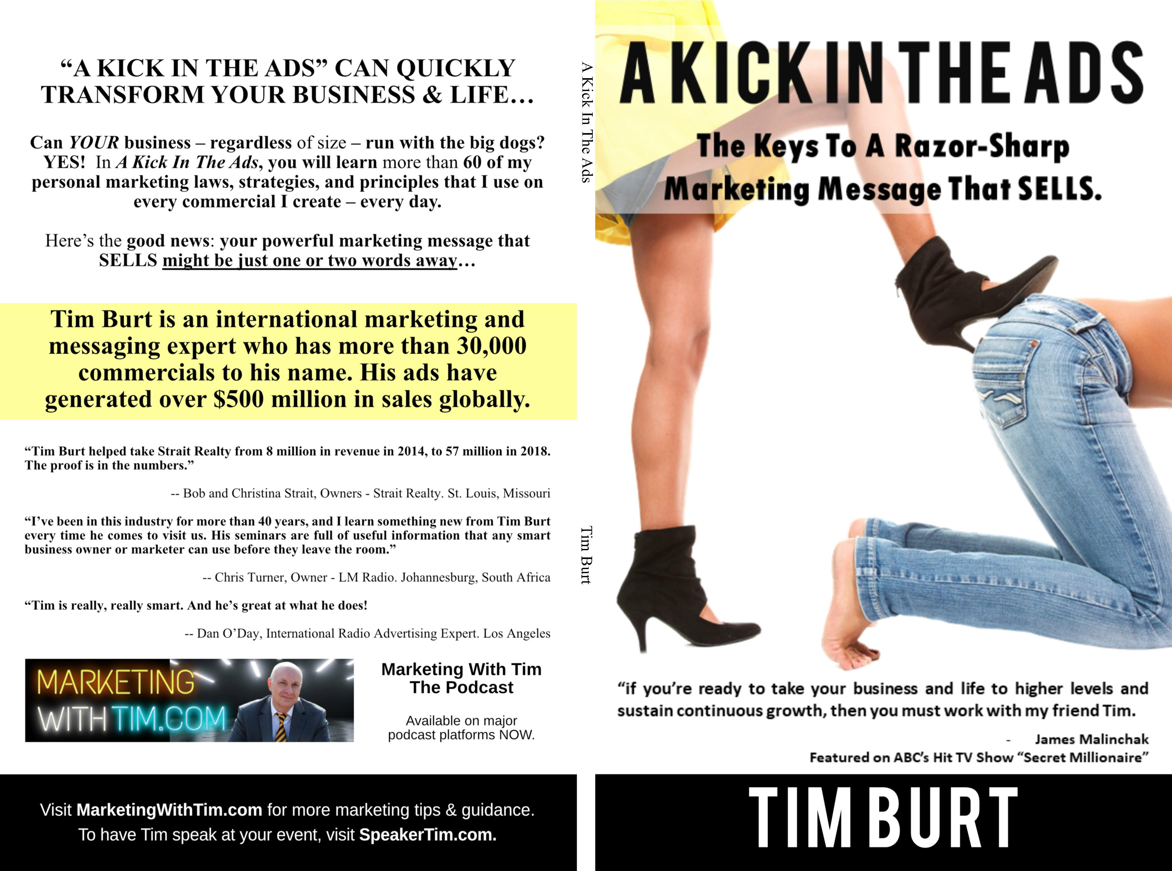 A Kick In The Ads cover image