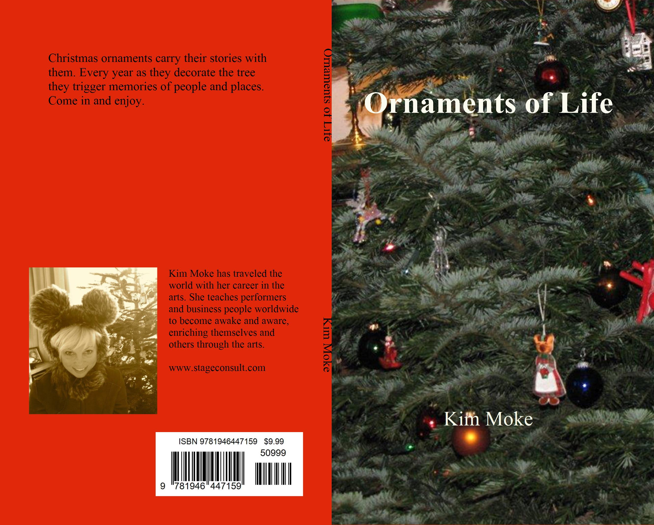Career christmas ornaments -  Ornaments Of Life Cover Image