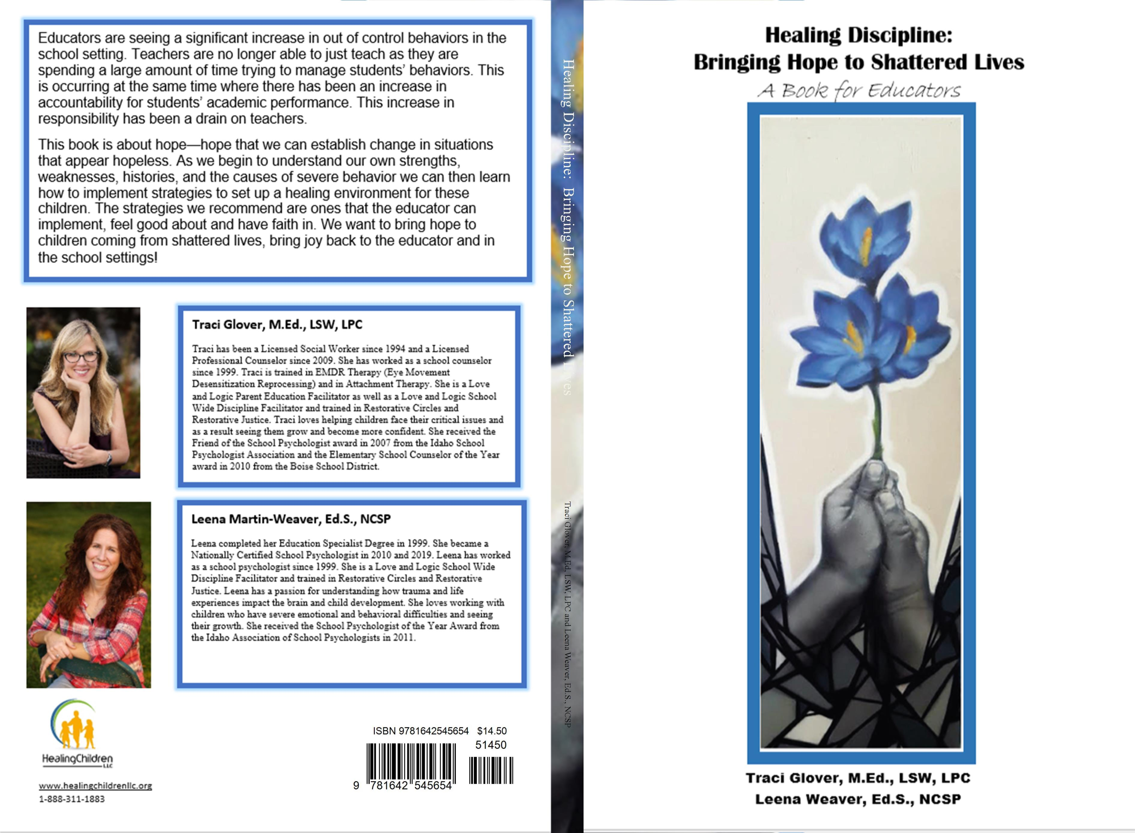 Healing Discipline:  Hope for Shattered Lives cover image