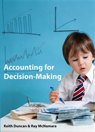 Accounting for Decision-Making cover image