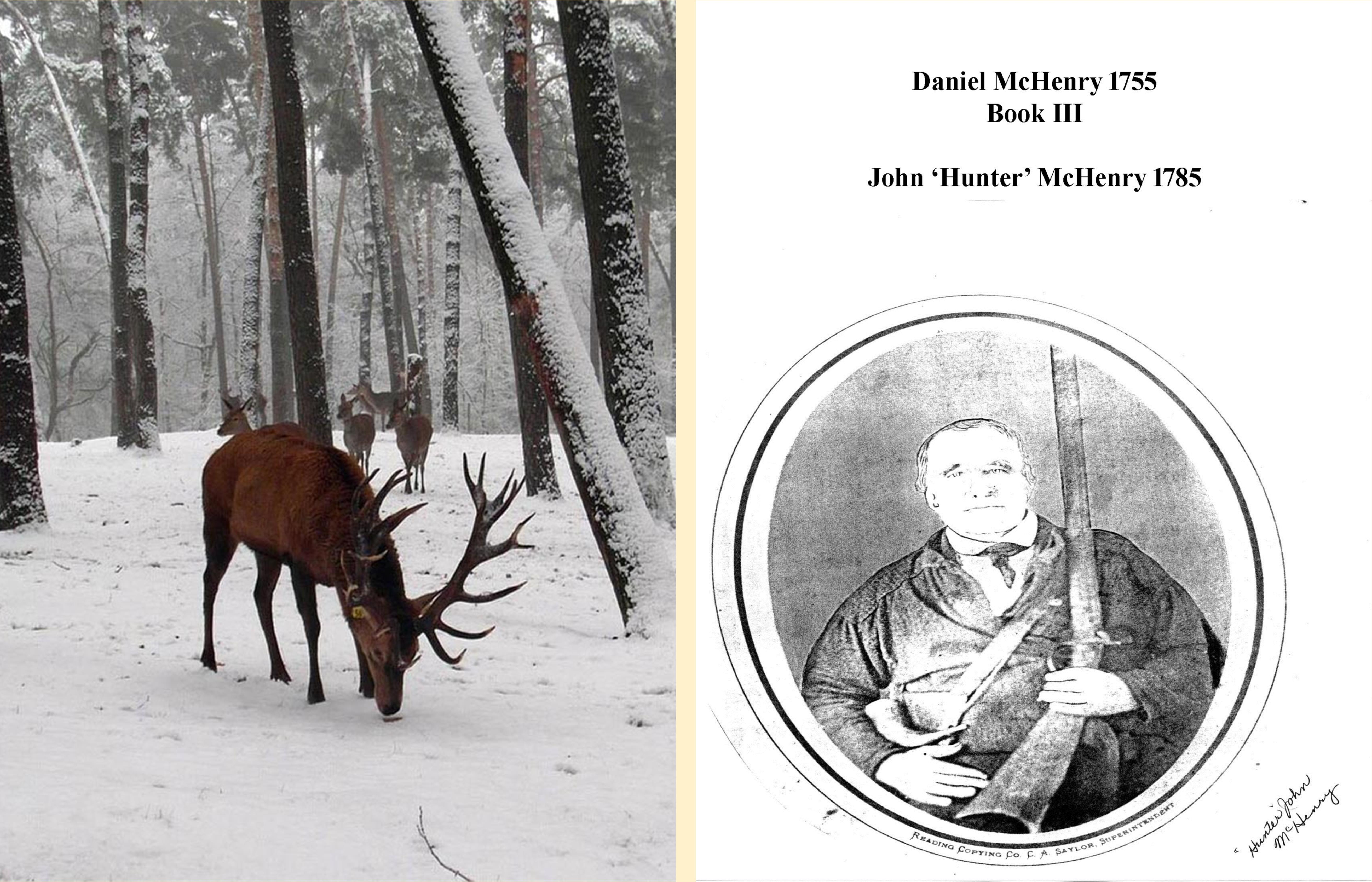 "Daniel McHenry 1755 Book 111 John ""Hunter"" McHenry 1785 cover image"