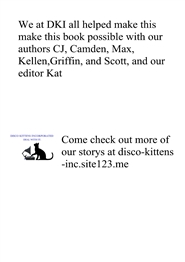 Disco Kittens Inc. Story Collection Book II cover image